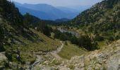 Trail Walk CHAMROUSSE - Croix de Chamrousse, lacs Robert et Lac Achard - Photo 4