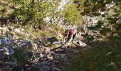 Randonnée Marche LE BOURGET-DU-LAC - dent du chat et mollard noir  - Photo 4