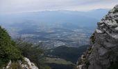 Randonnée Marche LANS-EN-VERCORS - Pic Saint-Michel et col d'Arc Vercors - Photo 10