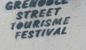 Trail Walk GRENOBLE - street art Championnet - Photo 24
