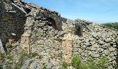 Randonnée A pied Coustouge - COUSTOUGE: Au-dessus de Coustouge - Photo 4