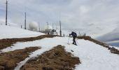 Randonnée Raquettes à neige DIVONNE-LES-BAINS - La Dole alt 1676m en raquette - Photo 6
