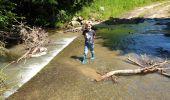 Randonnée Marche CASSAGNABERE-TOURNAS - CASSAGNABERE MONDINE 31 avec Baptiste 6 ans - Photo 1
