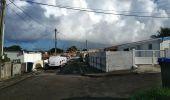 Randonnée Marche BASSE-POINTE - SALLE DES FÊTES-EYMA-TAPIS VERT-MOULIN L'ÉTANG en boucle - Photo 13