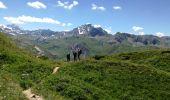 Randonnée Marche SAINT-BON-TARENTAISE - Brèche de Portetta & crête du Charvet - Photo 6
