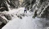 Randonnée Marche Butgenbach - Dans la neige  - Photo 2