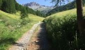 Trail Walk CHATEAU-VILLE-VIEILLE - Rando au lac de soulier - Photo 6