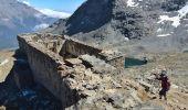 Randonnée Marche LANSLEBOURG-MONT-CENIS - Barrage du Mont cenis - Fort de malamot - Photo 1
