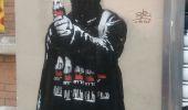 Trail Walk GRENOBLE - street art Championnet - Photo 33