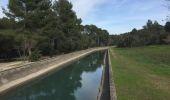 Randonnée Marche CHARLEVAL - PF-Charleval - Petite boucle dans les collines à partir de la piscine - C - Photo 1