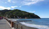 Randonnée Marche Levanto - levanto-manarossa - Photo 1