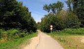 Randonnée Marche LACROIX-SAINT-OUEN - en forêt de Compiègne_35_la Croix Saint-Sauveur_le Ru du Goderu - Photo 90