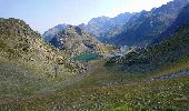 Trail Walk CHAMROUSSE - Croix de Chamrousse, lacs Robert et Lac Achard - Photo 9