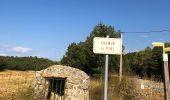 Randonnée Marche BARGEMON - Le bois de ciste - Photo 7