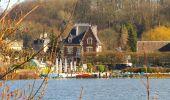 Trail Walk PIERREFONDS - en forêt de Compiègne_24_Tournantes sur le Voliard et sur la Fortelle_chaussée Brunehaut - Photo 157