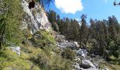 Randonnée Marche REALLON - Clot l'herbous - Photo 4