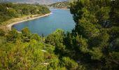 Trail Walk PEYRIAC-DE-MER - Peyriac et le tour de l'étang  - Photo 2