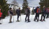 Randonnée Raquettes à neige DIVONNE-LES-BAINS - La Dole alt 1676m en raquette - Photo 26