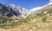 Randonnée Marche VALLOUISE - 2020-09-10 Marche Vallouise Refuge des bans - Photo 2