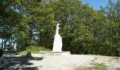 Randonnée Marche SENTHEIM - Chemin de croix - Photo 1