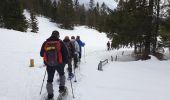 Randonnée Raquettes à neige DIVONNE-LES-BAINS - La Dole alt 1676m en raquette - Photo 28