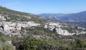 Randonnée Marche ROQUEVAIRE - Garlaban au départ de Lascours  - Photo 10