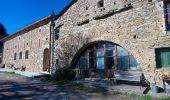 Randonnée Marche SUMENE - de cezas au prieuré aux cagnasse aux mont la fage - Photo 15
