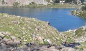 Trail Walk LES ANGLES - balade des 12 lacs  depuis le lac de bouilloires  - Photo 17