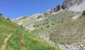 Trail Walk CHATEAU-VILLE-VIEILLE - Rando au lac de soulier - Photo 22