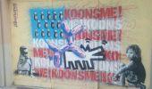Trail Walk GRENOBLE - street art Championnet - Photo 8