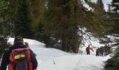 Randonnée Raquettes à neige DIVONNE-LES-BAINS - La Dole alt 1676m en raquette - Photo 25