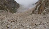 Trail Walk SAINT-MARTIN-VESUBIE - Saleze - lac Negre -pas de Prefounds - nuit refuge Questa - Photo 2