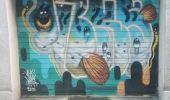 Randonnée Marche GRENOBLE - street art Championnet - Photo 9