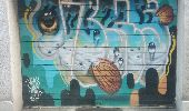 Trail Walk GRENOBLE - street art Championnet - Photo 9