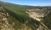 Trail Walk CHATEAUNEUF-DE-CHABRE - Gorges de la Méouge retour par côte chaude - Photo 2