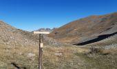 Trail Walk UVERNET-FOURS - les crêtes de la pierre éclatée  - Photo 11