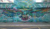 Trail Walk GRENOBLE - street art Championnet - Photo 17