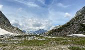 Randonnée Marche PRALOGNAN-LA-VANOISE - Lac des vaches - Photo 1