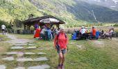 Randonnée Voiture LES CONTAMINES-MONTJOIE - chalets du Miage - Photo 9