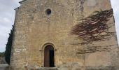 Randonnée Marche TOURTOUR - TOURTOUR (83)  - le Rocher des Infirmières  -  la Tour Grimaldi - Photo 1
