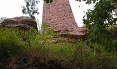 Randonnée Marche PHILIPPSBOURG - chateaux falckenstein - Waldeck - Photo 1
