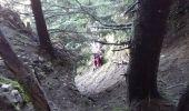 Randonnée Marche LA ROCHE-SUR-FORON - sur cou par a grotte face ouest - Photo 2