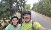 Randonnée V.T.C. BRESSOLS - voie verte  - Photo 1