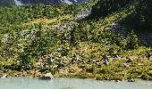 Randonnée Marche VILLAR-D'ARENE - traversée du Col d'Arsine - Photo 16