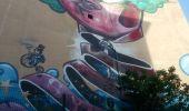 Trail Walk GRENOBLE - street art Championnet - Photo 38