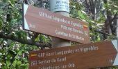 Randonnée Marche COLOMBIERES-SUR-ORB - 2000 marches - Colombières Le Caroux  - Photo 13