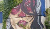 Trail Walk GRENOBLE - street art villeneuve - Photo 16
