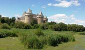 Randonnée V.T.T. SARZEAU - 56 boucle Tour du Parc /Suscinio /Sarzeau  - Photo 1