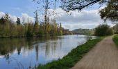 Trail Walk L'HUISSERIE - Autour de L'Huisserie vers Entammes - Photo 4