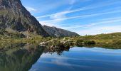 Trail Walk ORNON - Plateau des lacs, lac Fourchu. par bergerie - Photo 16